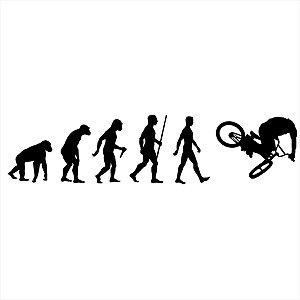 Adesivo - Mountain Bike Evolução Esporte