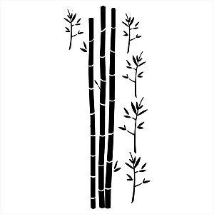 Adesivo - Bambu Natureza