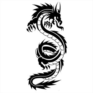 Adesivo - Dragão Diversos