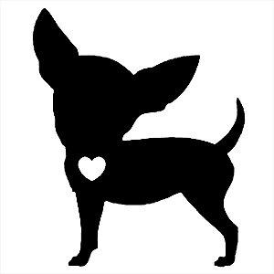 Adesivo - Cachorro Preto Pets
