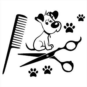 Adesivo - Cachorro Pet Shop Pets