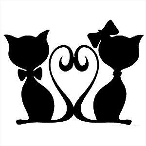 Adesivo - Gatos Pets