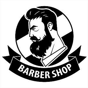 Adesivo - Barbearia Profissões