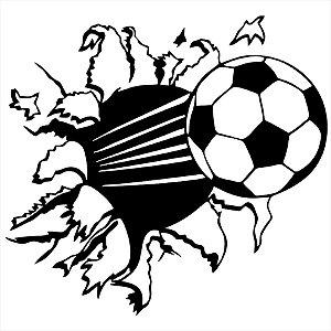 Adesivo - Futebol Esporte
