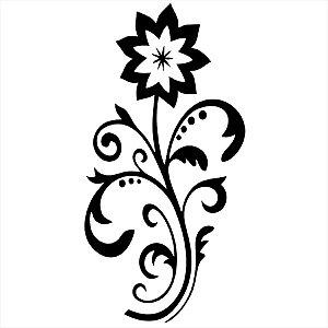 Adesivo - Flor Natureza