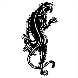 Adesivo - Pantera Natureza