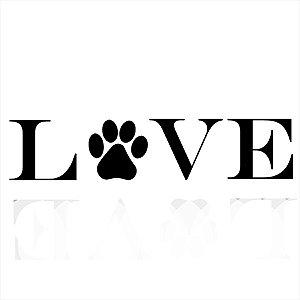 Adesivo - Cachorro Love Pets