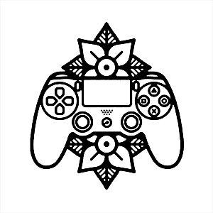 Adesivo - Controle - Video Game Games