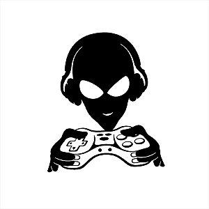 Adesivo - Alien Games