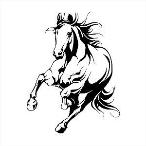 Adesivo - Cavalo - Hipismo Esporte