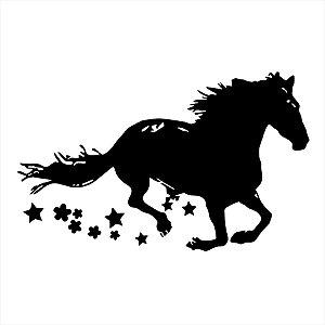 Adesivo - Cavalo Esporte