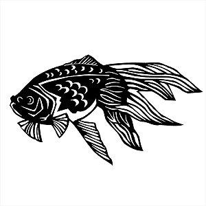 Adesivo - Peixe Natureza