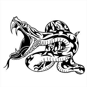 Adesivo - Cobra Natureza