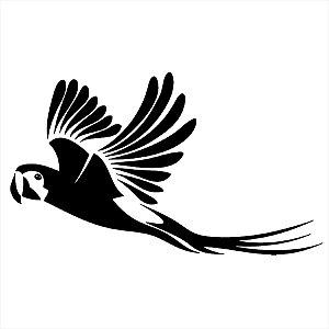 Adesivo - Arara Natureza