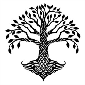 Adesivo - Arvore da Vida Natureza