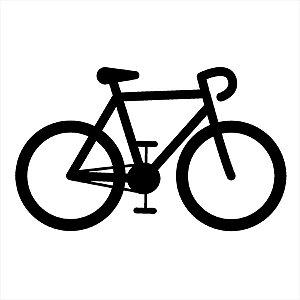 Adesivo - Bike Bicicleta Simples Esporte