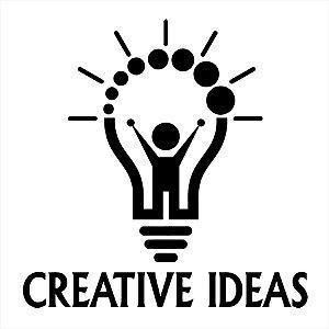 Adesivo - Lâmpada Creative Ideas Business