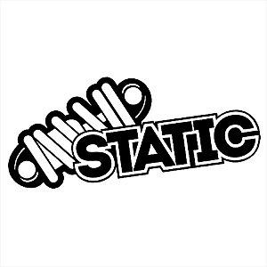 Adesivo - Static Logo Outros