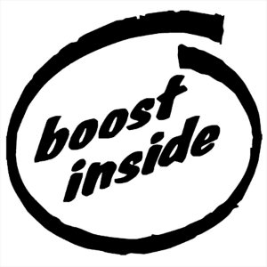 Adesivo - Boost Inside Outros