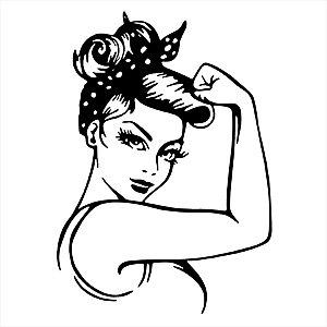 Adesivo - Yes You Can Feminismo Sociedade