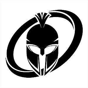 Adesivo - Gladiador Capacete Helmet Outros