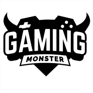 Adesivo - Gamer Monster Games