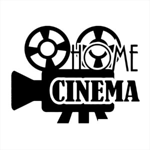 Adesivo - Home Cinema Cinema