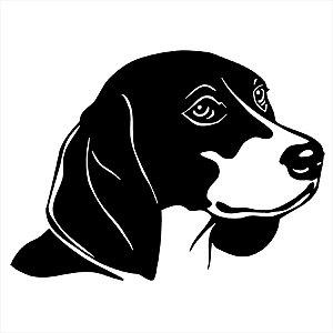 Adesivo - Beagle Dog Cachorro Pets