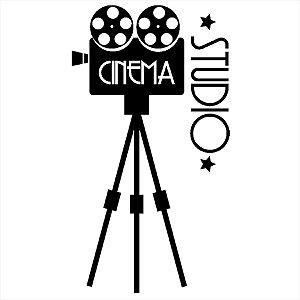 Adesivo - Cinema Studio Cinema