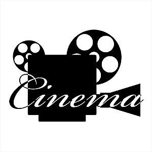 Adesivo - Cinema Filmadora Cinema