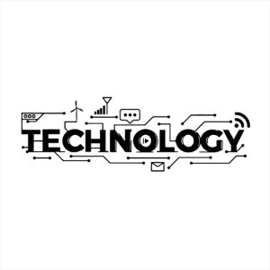 Adesivo - Technology Tecnologia Tecnologia