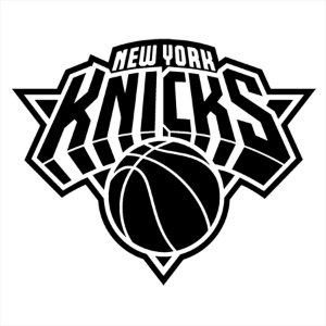 Adesivo - New York Knicks Basketball Esporte
