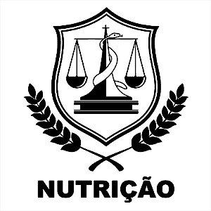 Adesivo - Símbolo Nutrição Profissões