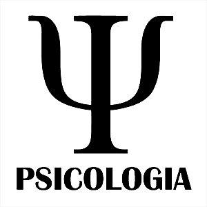 Adesivo - Símbolo Psicologia Profissões