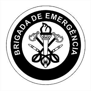 Adesivo - Emergência Bombeiros Firefighters Profissões