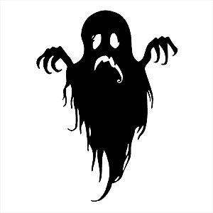 Adesivo - Ghost Fantasma Terror Cinema