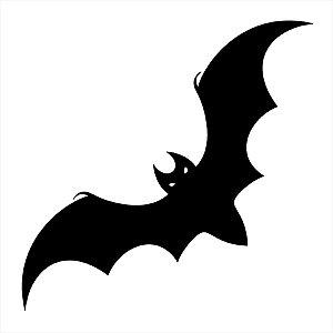 Adesivo - Bat Morcego Desenho
