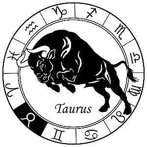 Adesivo - Touro Taurus Signos Do Zodíaco Signs