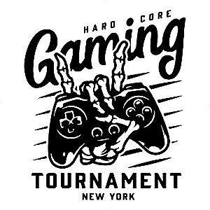Adesivo - Hardcore Gaming Tournament New York