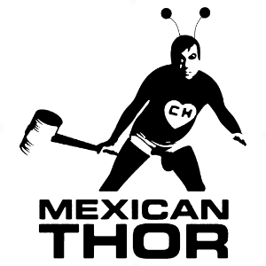 Adesivo - Chapolin El Chapulin Colorado Mexican Thor