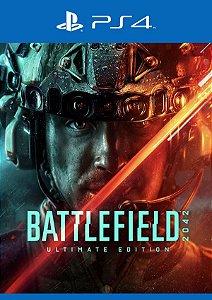 Battlefield 2042 Ediçao Ultimate - PS4