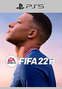 FIFA 22 Versão Standard - PS5