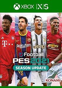 Pro Evolution Soccer PES 21 - Xbox Series X S