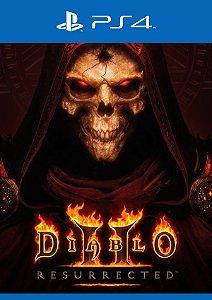 Diablo II: Resurrected - PS4