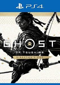 Ghost of Tsushima Direção Diretor - PS4