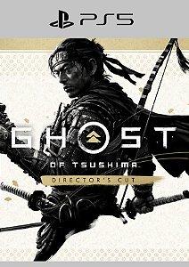 Ghost of Tsushima Direção Diretor - PS5