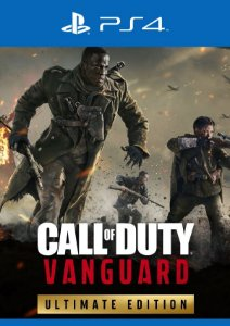 Call of Duty Vanguard  Ultimate - PS4