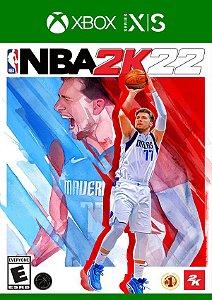 NBA 2K22 - Xbox Series X|S
