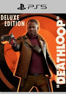 Deathloop Edição Deluxe - PS5