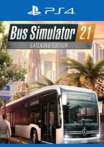 Bus Simulator 21 - Extended Edition - PS4